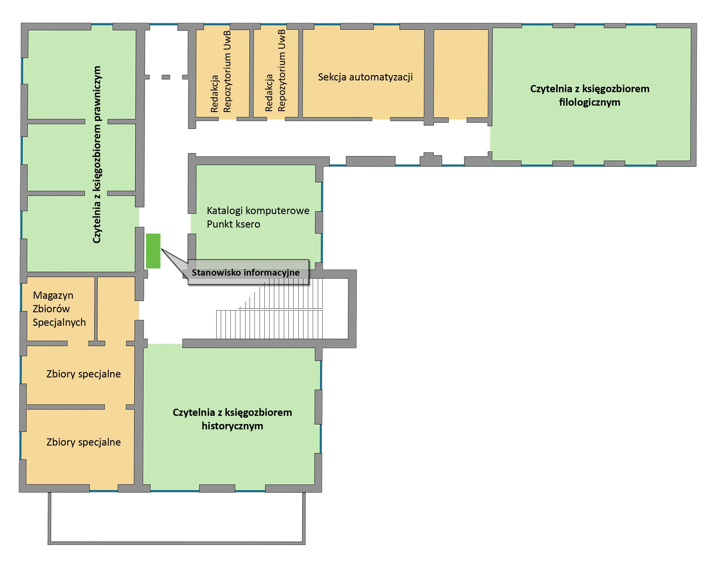 Akademicka I piętro